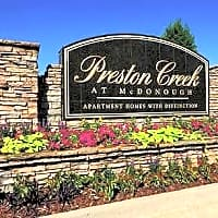 Preston Creek Apartments - McDonough, GA 30253