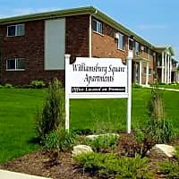 Williamsburg Square Apartments - Hammond, IN 46323