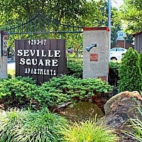 Seville Square - Pittsburgh, PA 15221