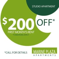 Marine Plaza - Miami, FL 33138