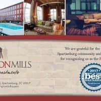 Drayton Mills Loft Apartments - Spartanburg, SC 29307