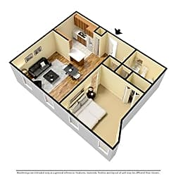 The Apartments at Ames Privilege Home - Rentals