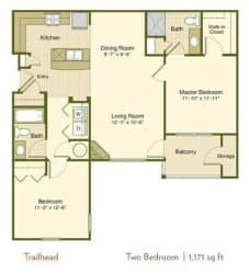 Rental Property Woodland Park CO 80863