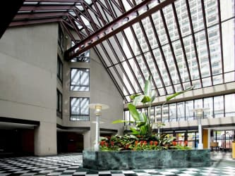 Wonderful Exterior Clubhouse Exterior Lobby Interior Clubhouse ...