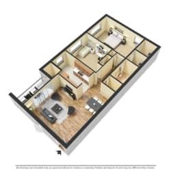 Seminary Roundtop Apartments Home - Rentals