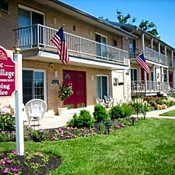 Rustic Village Apartments & Townhomes - Clayton, New Jersey 8312