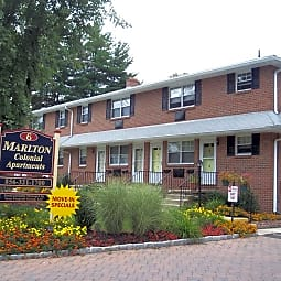 Marlton Colonial Apartments - Marlton, New Jersey 8053