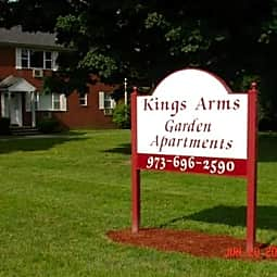 Kings Arms Apartments - Wayne, New Jersey 7470