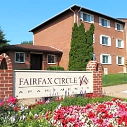 Fairfax Circle Villa Apartments - Fairfax, Virginia 22031