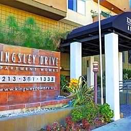 Kingsley Drive - Los Angeles, California 90005
