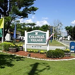 Colonial Village Apartments - Ware, Massachusetts 1082