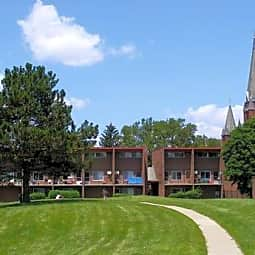 Medical Center Courts Apartments & Townhomes - Detroit, Michigan 48201