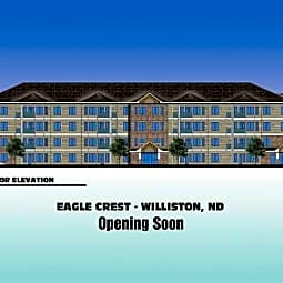 Eagle Crest Apartments - Williston, North Dakota 58801