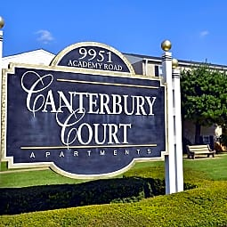 Canterbury Court Apartments - Philadelphia, Pennsylvania 19114