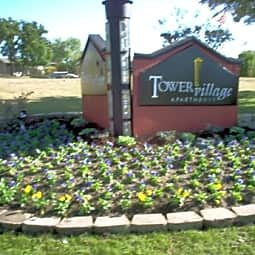 Tower Village Apartments - Irving, Texas 75062