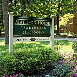Mattison House Apartments - Ambler, Pennsylvania 19002