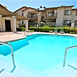 Sand Castle Apartments - La Habra, California 90631