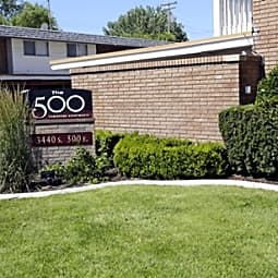 The 500 Townhome Apartments - Salt Lake City, Utah 84106