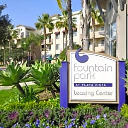 Fountain Park At Playa Vista - Playa Vista, California 90094