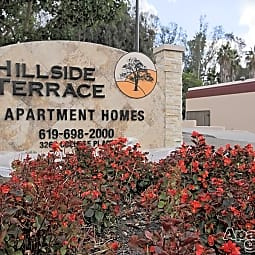 Hillside Terrace - College Area - Lemon Grove, California 91945