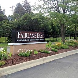 Fairlane East - Dearborn, Michigan 48120