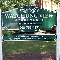 Watchung View Apartments - North Plainfield, New Jersey 7060
