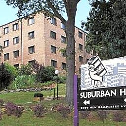 Suburban Hill - Silver Spring, Maryland 20903
