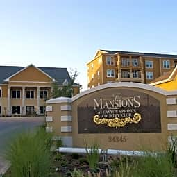 The Mansions At Canyon Springs - San Antonio, Texas 78258
