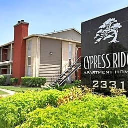 Cypress Ridge Apartments - Houston, Texas 77014