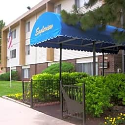 Eagleview Apartments - Colorado Springs, Colorado 80909