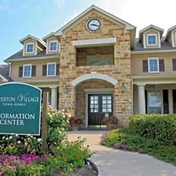 Silverton Village Apartments and Townhomes - Ennis, Texas 75119