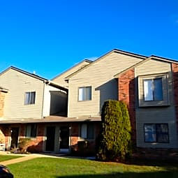 Creekside Apartments of Farmington Hills - Farmington Hills, Michigan 48335
