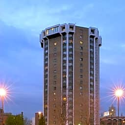 Cathedral Tower Apartments - Detroit, Michigan 48201