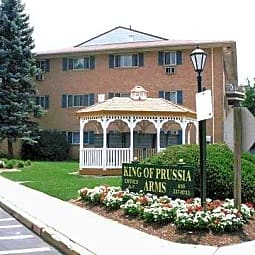 King Of Prussia Arms - King of Prussia, Pennsylvania 19406