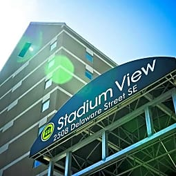 Stadium View - Minneapolis, Minnesota 55414
