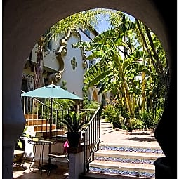 Patio Del Moro - West Hollywood, California 90046