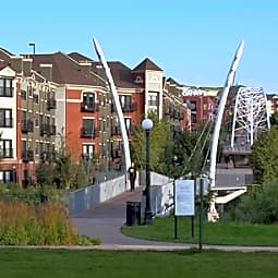 Commons Park West - Denver, Colorado 80202