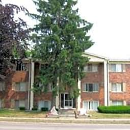 Wagon Wheel Apartments - Royal Oak, Michigan 48067