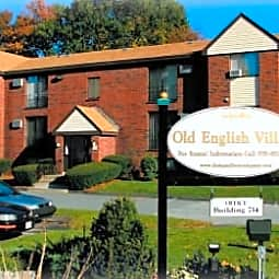 Old English Village - Lowell, Massachusetts 1851