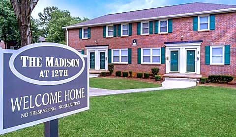The Madison At 12th South 12th Street Clarksville Tn Apartments For Rent
