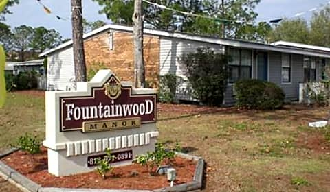 fountainwood manor apartments university square tampa