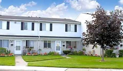 Taylor Park Townhomes Elm Street Taylor Mi Apartments For Rent