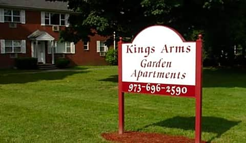 Kings Arms Apartments - 48-A Byrne Court | Wayne, NJ Apartments for ...