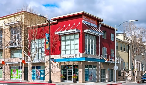 Museum park west san carlos street san jose ca apartments for rent for Cheap one bedroom apartments in san jose ca