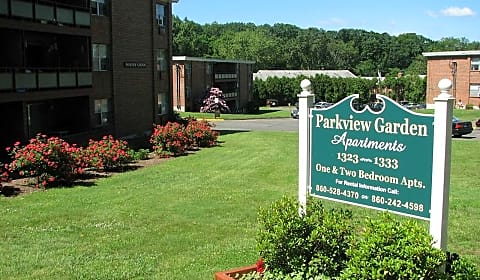 Parkview Garden Apartments Burnside Ave East Hartford CT Apartments For