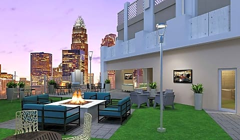 short term housing at skyhouse uptown in charlotte nc team