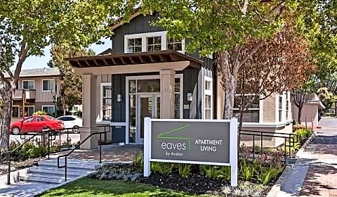 Eaves creekside calderon avenue mountain view ca apartments for rent for 1 bedroom apartments for rent in mountain view ca