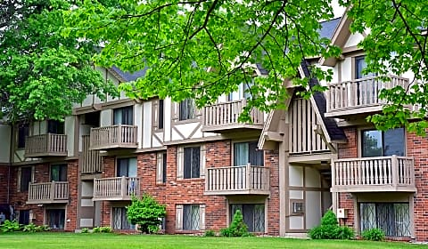 Woodland Place Apartments Midland Mi