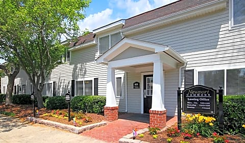 Newport Commons Turlington Road 20 Newport News Va Apartments For Rent