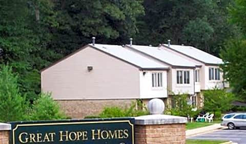 Great Hope Homes Good Hope Dr Silver Spring MD Apartments For Rent Re
